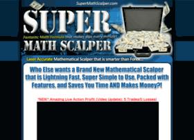 supermathscalper.com