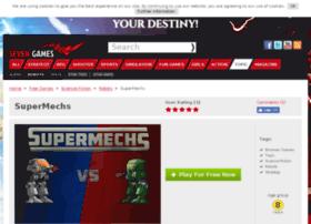 supermechs.browsergamez.com