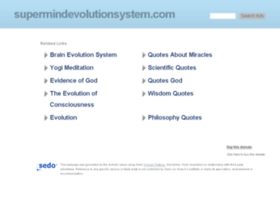 supermindevolutionsystem.com