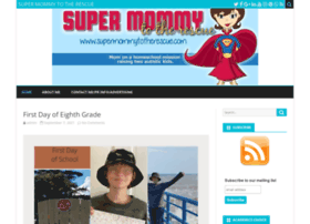 supermommytotherescue.com