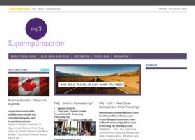 supermp3recorder.com