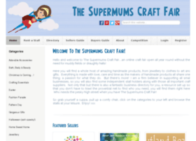 supermumscraftfair.co.uk