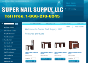 supernailsupply.com