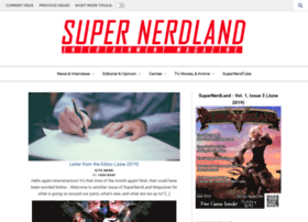supernerdland.com