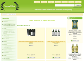 superoliveoil.com