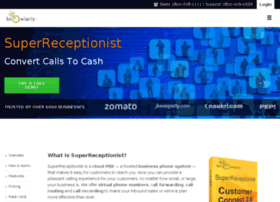 superreceptionist.net