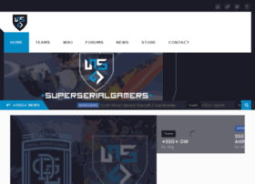superserialgamers.com