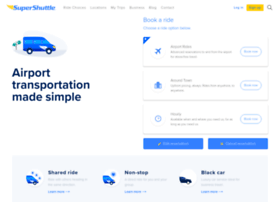 supershuttle.com
