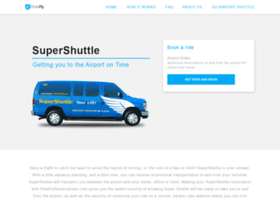 supershuttle.rideflyreservations.com