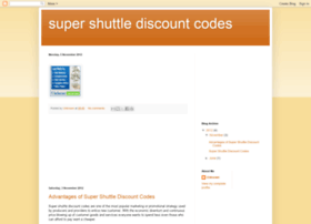 supershuttlediscountcodes.blogspot.com