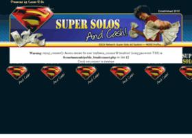 supersolosandcash.com