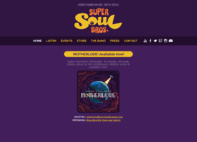 supersoulbros.com
