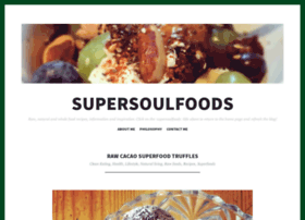 supersoulfoods.wordpress.com