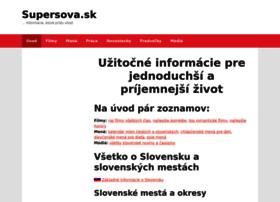 supersova.sk