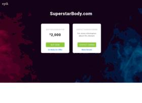 superstarbody.com
