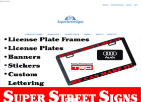 superstreetsigns.com