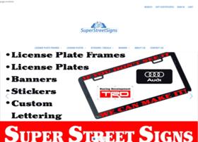 superstreetsigns.com