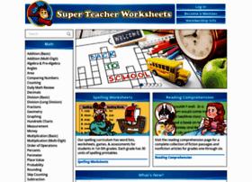 superteacherworksheets.com