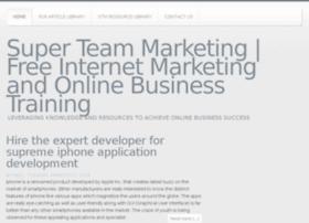 superteammarketing.com
