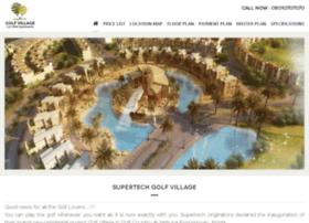 supertechgolfvillage.com