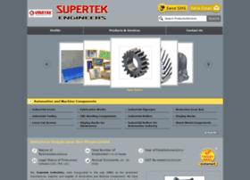 supertekengg.com