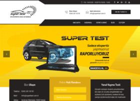 supertest.com.tr
