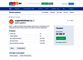 superwindows.ru