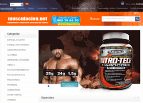 suplementos-culturismo.musculacion.net