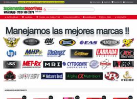 suplementosdeportivos.com.mx