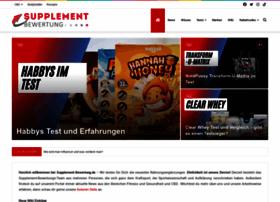 supplement-bewertung.de
