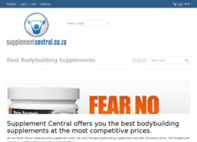 supplementcentral.co.za