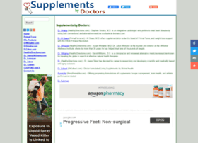 supplementsbydoctors.com