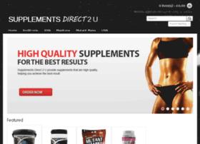 supplementsdirect2u.com