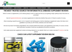 supplementsreviewer.com