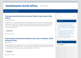 supplementssouthafrica.co.za