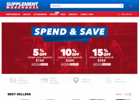 supplementwarehouse.com.au