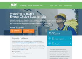 supplier.bge.com