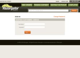 supplier.razorgator.com