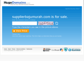 supplierbajumurah.com