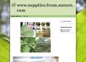 supplierfromnature.com