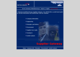 suppliergateway.baplc.com