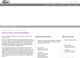 suppliers.agile-1.com