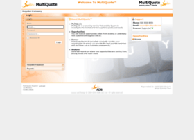 suppliers.multiquote.com