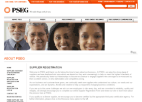 suppliers.pseg.com