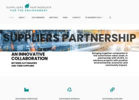 supplierspartnership.org