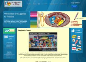 suppliestoplease.com
