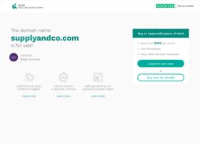 supplyandco.com