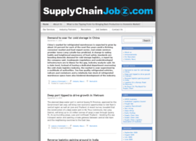 supplychainjobz.wordpress.com