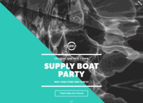 supplyny-boatparty.splashthat.com