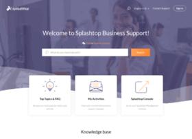 support-splashtopbusiness.splashtop.com